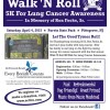 Walk 'N Roll Flyer