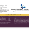Every Breath Counts 2018 Flyer